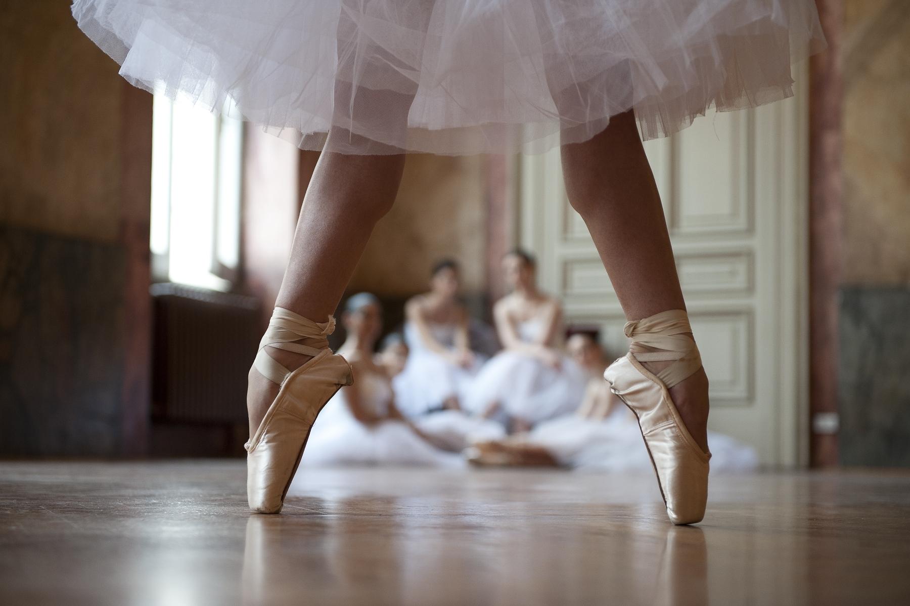 Фото позиций балерин 22 фотография