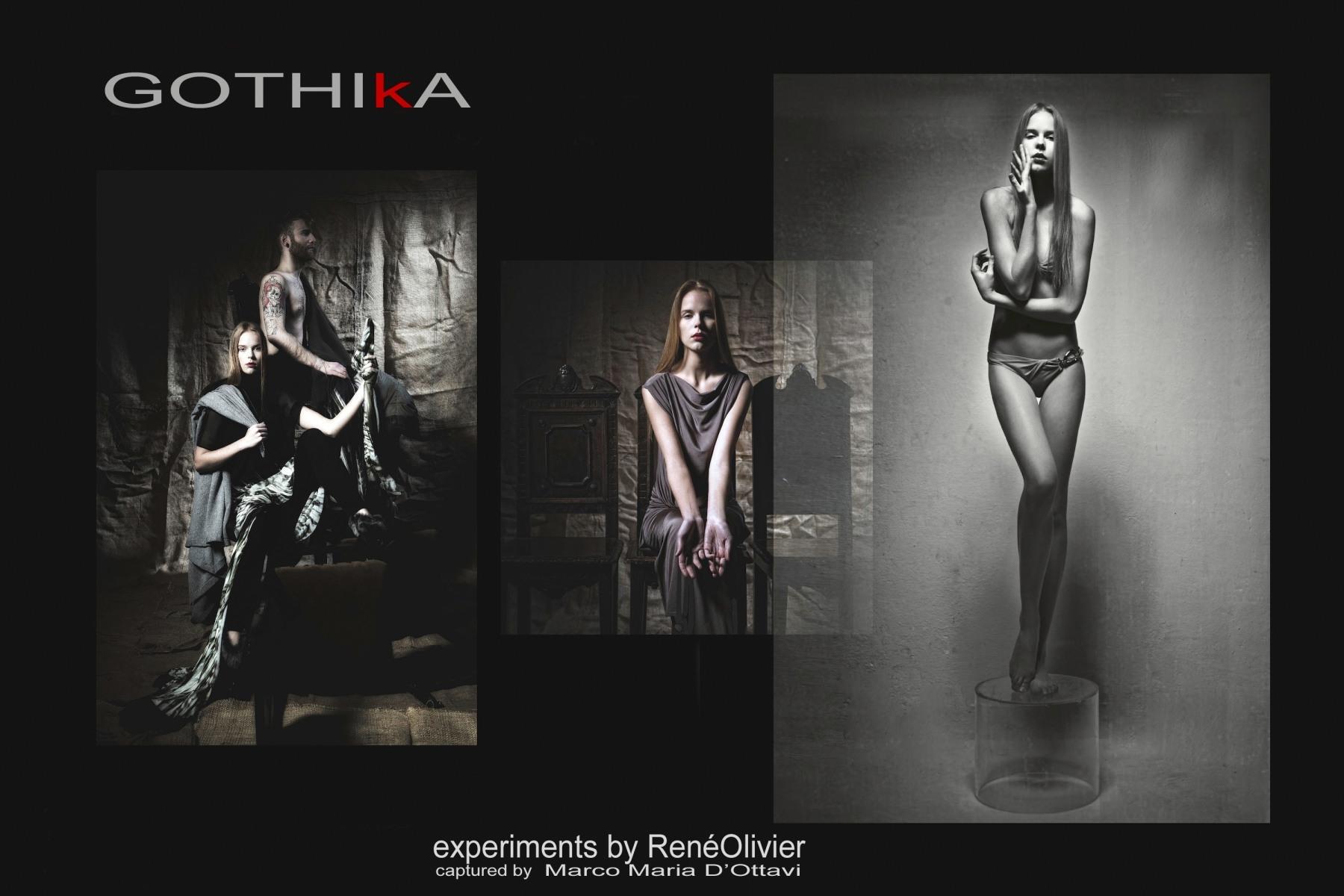 Gothika by Patané