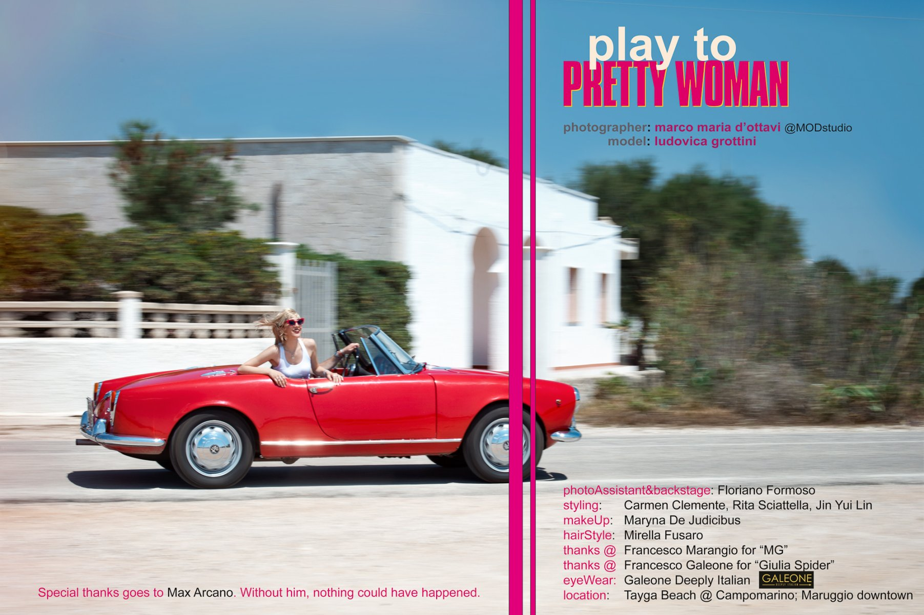 Play to Pretty Woman
